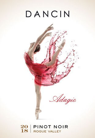2018 Adagio Rogue Valley Estate Pinot Noir